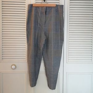 Who What Wear ankle length high-wasted pants 8